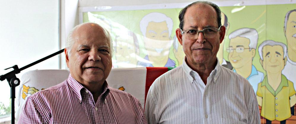 Luiz Vilella e Ramos André deixam clube após 16 anos