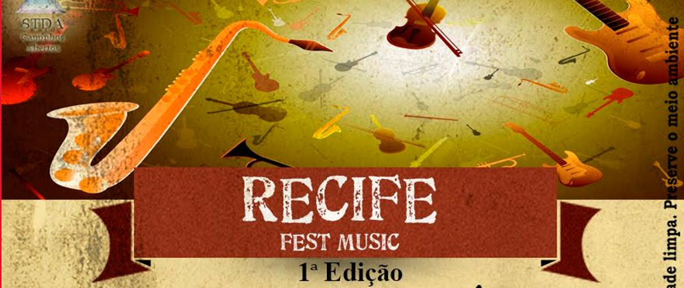 Português recebe primeira edição do Recife Fest Music