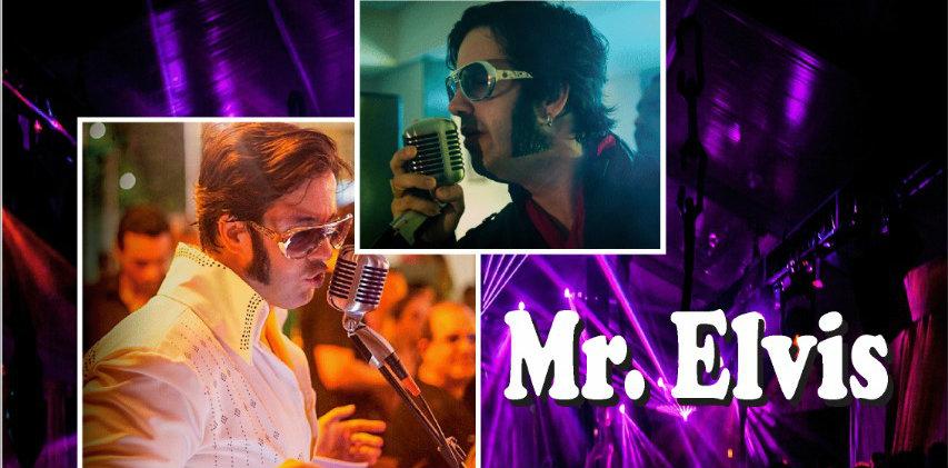 No próximo dia 19 tem Mr. Elvis e Sol de Vinil, no Português
