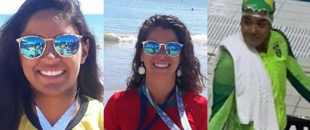 Atletas lusas brilham no Brasil e no mundo