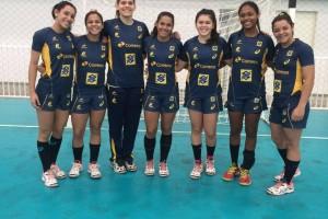 Representantes do Português/Aeso na competição
